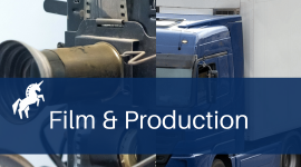 Film and production couriers