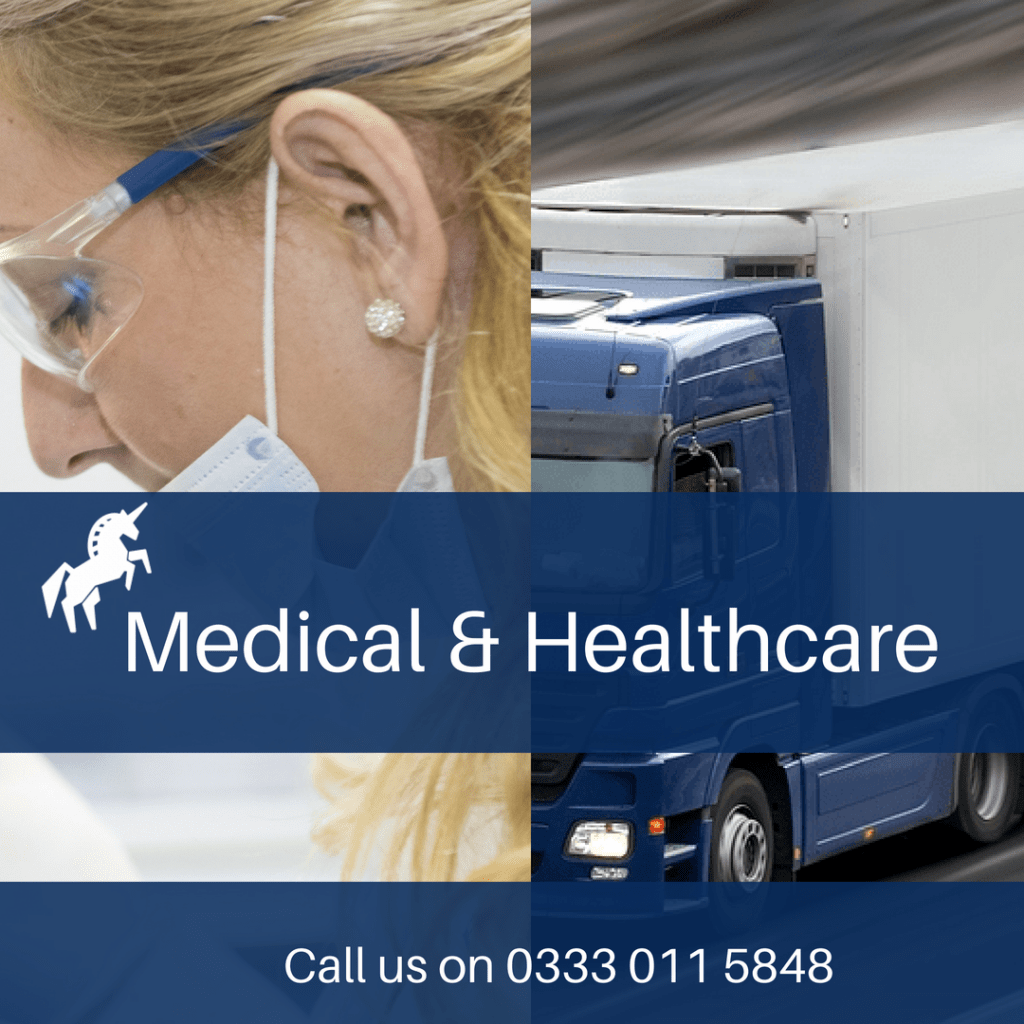 medical transport, medicine couriers