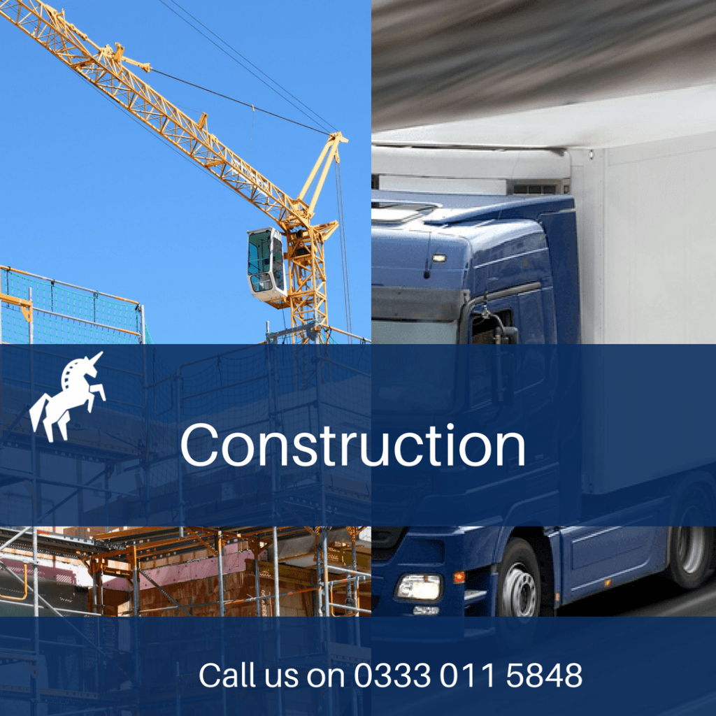 construction courier, construction logistics, sameday courier construction