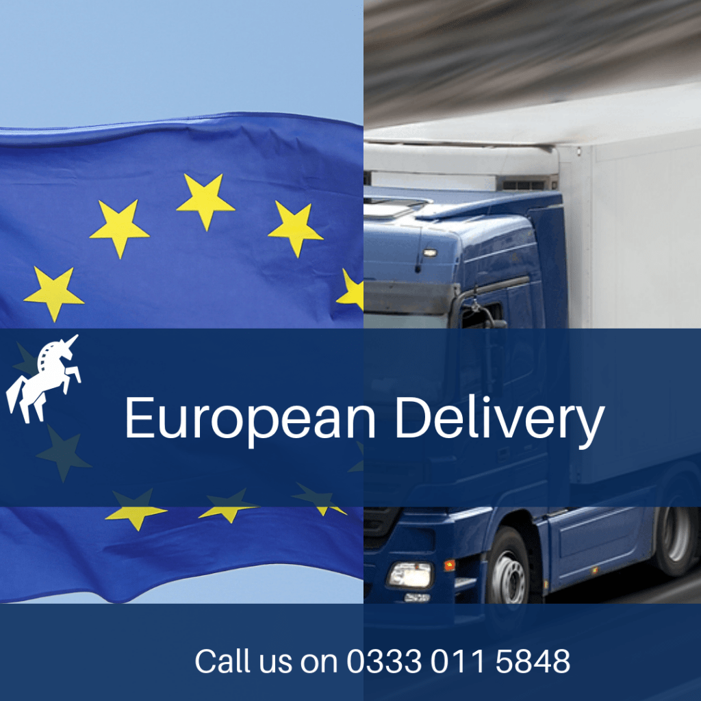 european same day delivery