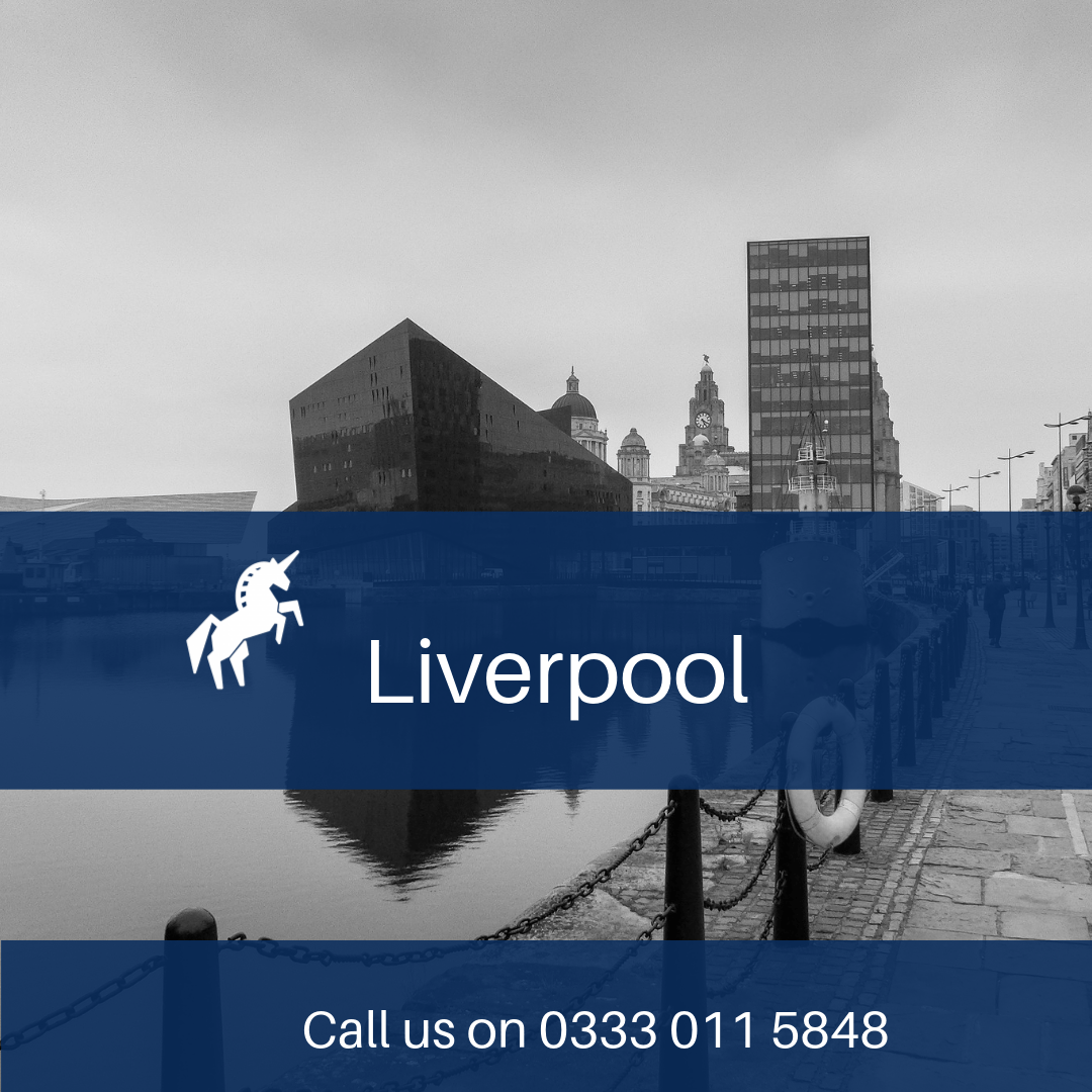 Liverpool same day courier