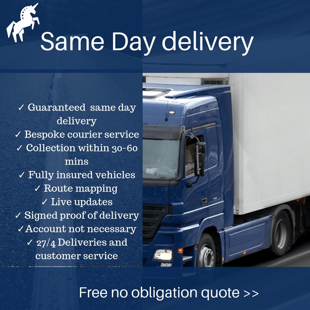 Same Day Courier Service   Same Day Courier Service UK